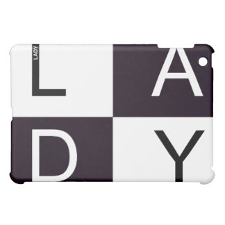 Lady iPad Mini Cases