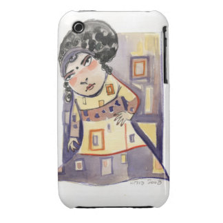 Lady iPhone 3 Covers