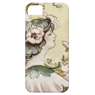 lady iPhone 5 covers