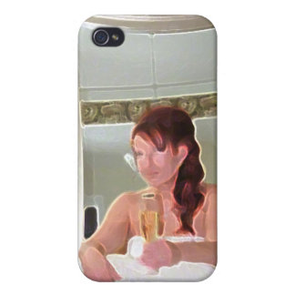 Lady iPhone 4 Covers