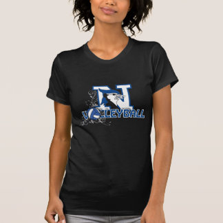 Lady Jay Volleyball - Ladies Shirt
