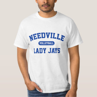 Lady Jay VOLLEYBALL - Personalize it! T Shirts