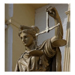 Lady Justice #6 Print