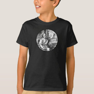 Lady Justice and Scales of Fairness T-Shirt