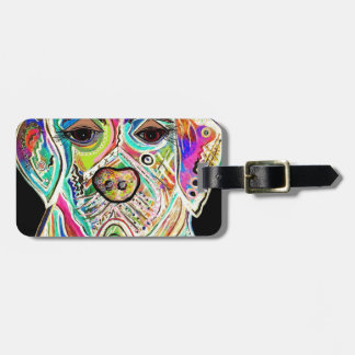 Lady Lab Bag Tag