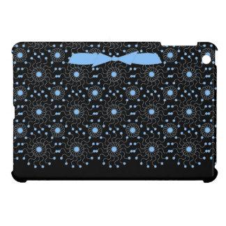 LADY LACE_151 BLUE iPad MINI CASES