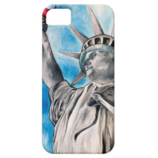 Lady Liberty Barely There iPhone 5 Case