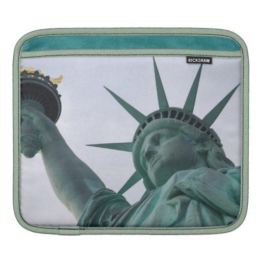 Lady Liberty iPad Sleeve
