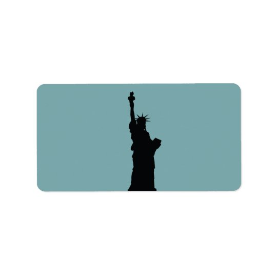 Lady Liberty Labels