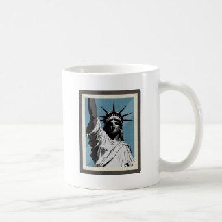 Lady Liberty Coffee Mugs