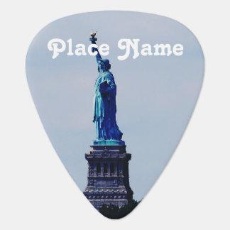 Lady Liberty Plectrum