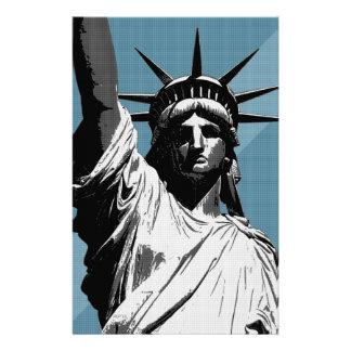 Lady Liberty Stationery Paper