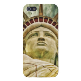 Lady Liberty, Statue of Liberty Case For iPhone 5/5S