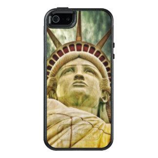 Lady Liberty, Statue of Liberty OtterBox iPhone 5/5s/SE Case