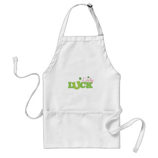 Lady Luck Adult Apron