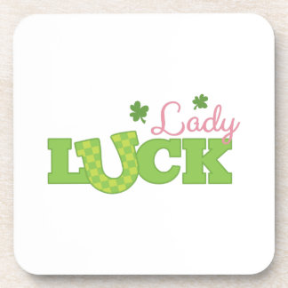 Lady Luck Coasters