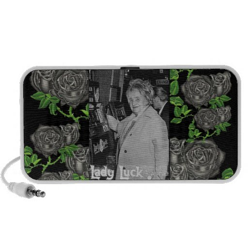 Lady Luck iPhone Speaker