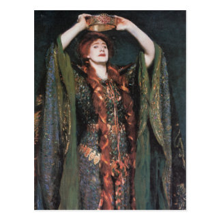 Lady Macbeth Postcard