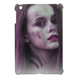 Lady Model Make Up iPad Mini Covers
