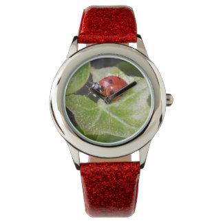 Lady nose ladybird eWatsch wrist-watch Watches