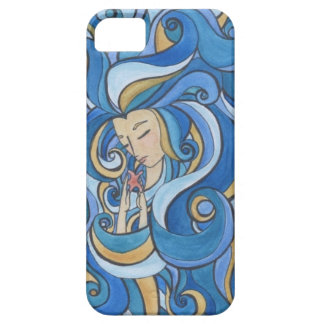 Lady Ocean iPhone case iPhone 5 Covers