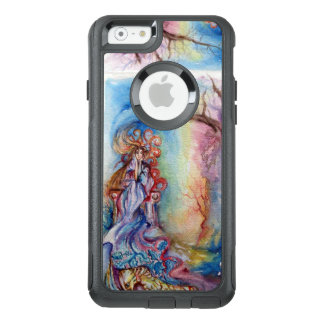 LADY OF LAKE / Magic and Mystery Pink Blue Fantasy OtterBox iPhone 6/6s Case