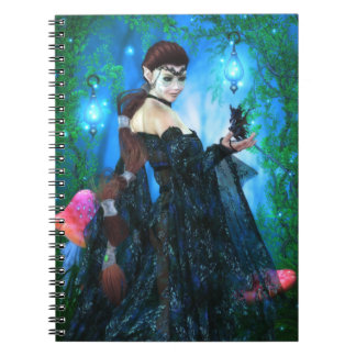 Lady of the Dragon Fae Notebook