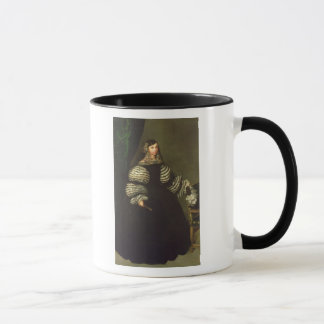 Lady of the Medinaceli family, c.1683 Mug