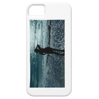 Lady On A Beach iPhone 5 Case