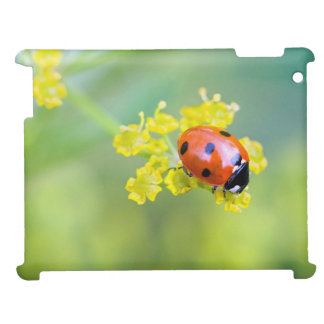 lady on top iPad cover