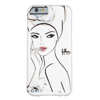 Lady Orchid Barely There iPhone 6 Case
