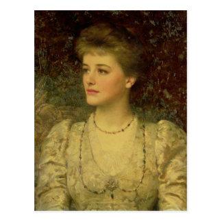 Lady Palmer Postcard
