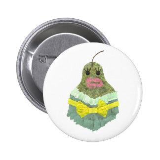 Lady Pear Badge