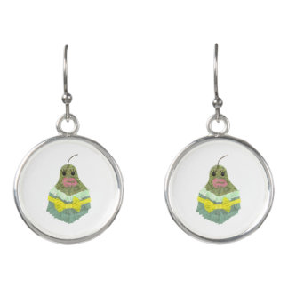 Lady Pear Earrings