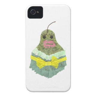 Lady Pear I-Phone 4 Case
