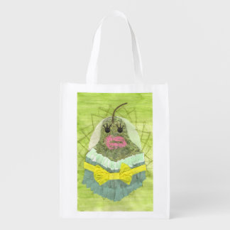 Lady Pear Reusable Bag