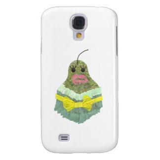 Lady Pear Samsung Galaxy S4 Case