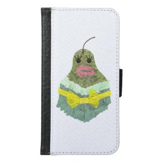 Lady Pear Samsung Galaxy S6 Wallet Case