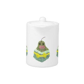 Lady Pear Teapot
