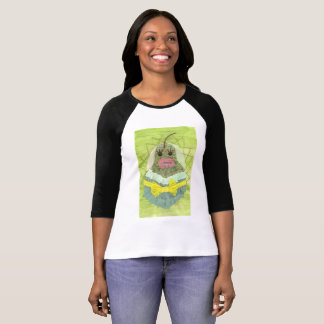 Lady Pear Women's Raglan Top
