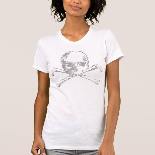 Lady Pirate Performance Micro-Fiber Singlet T Shirt