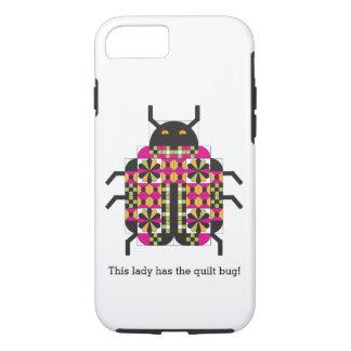 Lady Quilt Bug iPhone 8/7 Tough Case