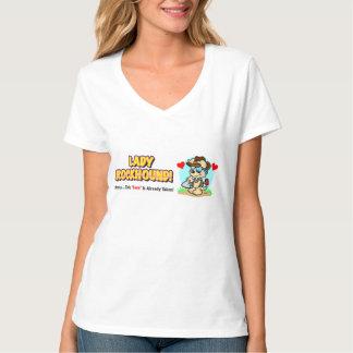 Lady Rockhound Gem Shirt