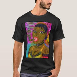 Lady smoking a Cigar T-Shirt