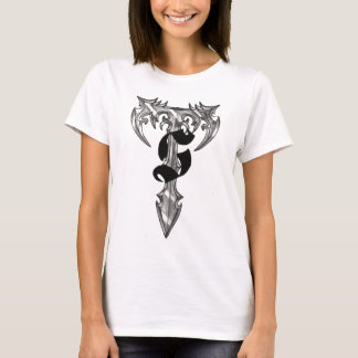 """Lady Souldiers """"Logo"""" Baby Doll T-Shirt"""