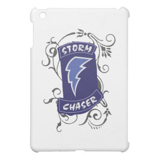 Lady Storm Chaser Cover For The iPad Mini