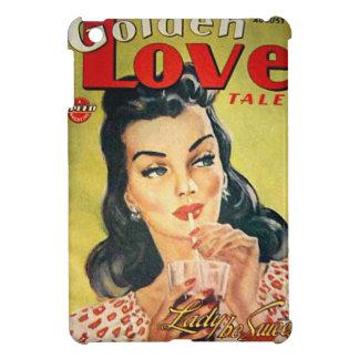 Lady sweet iPad mini covers
