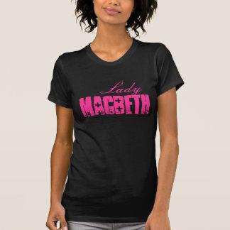 Lady: The Shakespeare Series - Macbeth T-Shirt