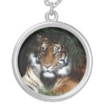 Lady Tiger Necklace