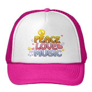 Lady trucker hat